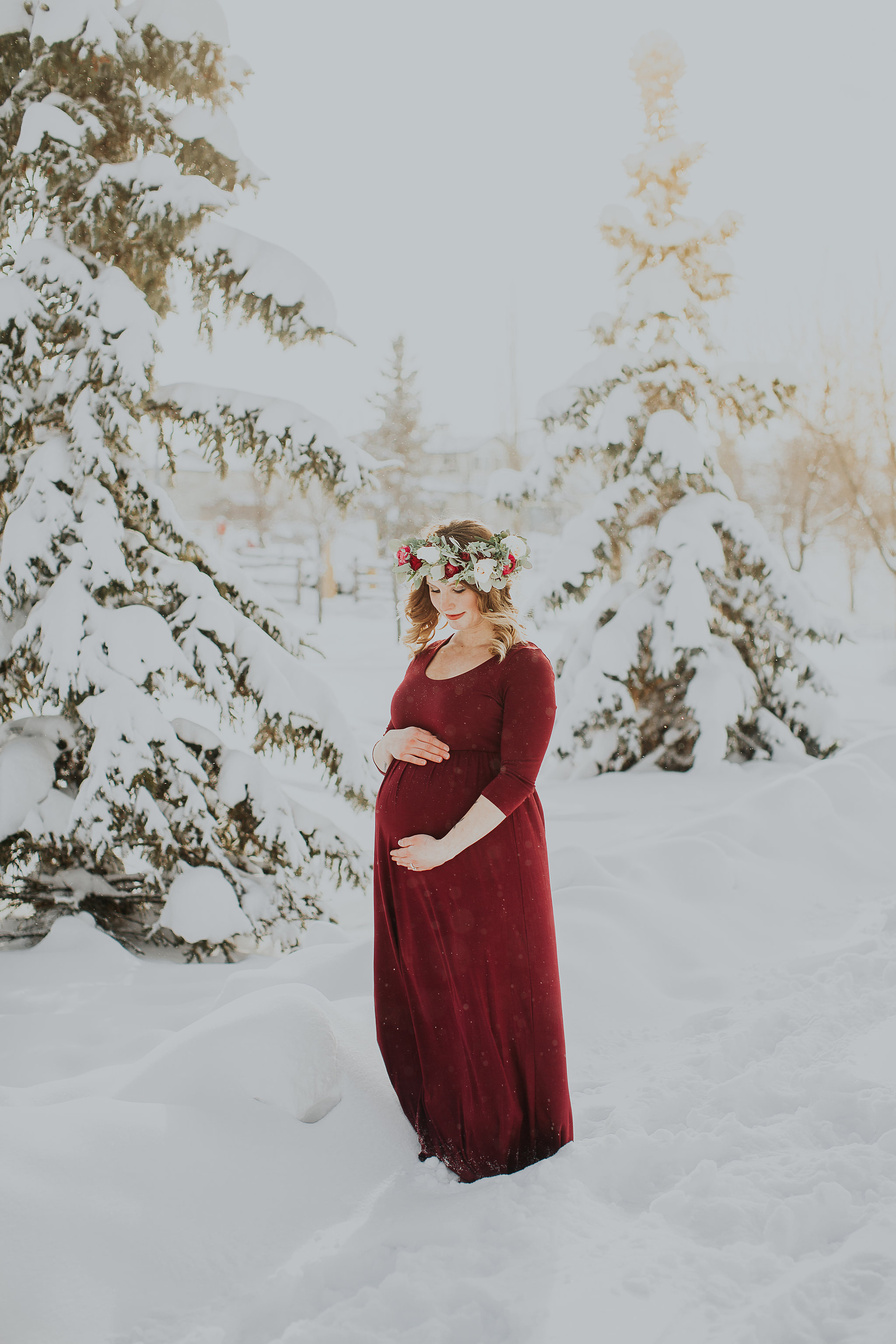 edmonton maternity photography